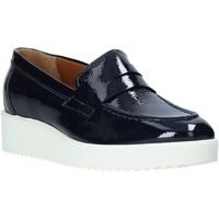 Cipők Női Mokkaszínek Maritan G 161407MG Kék