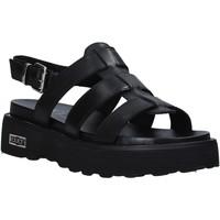 Cipők Női Szandálok / Saruk Cult CLE104334 Fekete