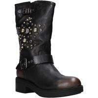 Cipők Női Bokacsizmák Cult CLE104131 Fekete