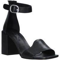 Cipők Női Szandálok / Saruk Mally 6866 Fekete