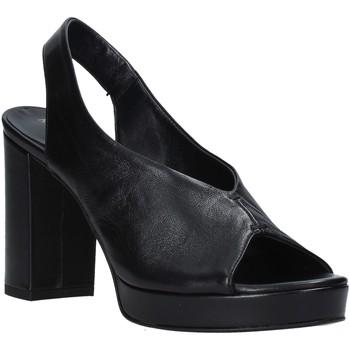 Cipők Női Szandálok / Saruk Mally 6843 Fekete