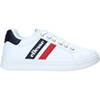 Cipők Gyerek Rövid szárú edzőcipők Ellesse ES0017S Fehér