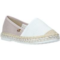 Cipők Lány Gyékény talpú cipők Miss Sixty S20-SMS704 Fehér
