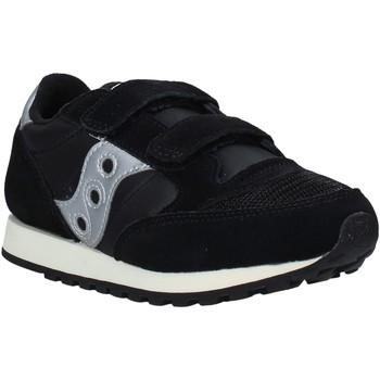 Cipők Gyerek Rövid szárú edzőcipők Saucony SK262124 Fekete
