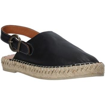 Cipők Női Szandálok / Saruk Bueno Shoes L2901 Fekete