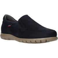 Cipők Férfi Mokkaszínek CallagHan 81311 Kék
