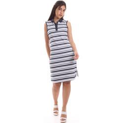Ruhák Női Rövid ruhák Ea7 Emporio Armani 3HTA58 TJI3Z Kék