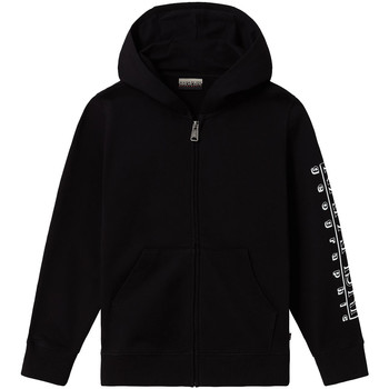 Ruhák Gyerek Melegítő kabátok Napapijri NP0A4EB1 Fekete
