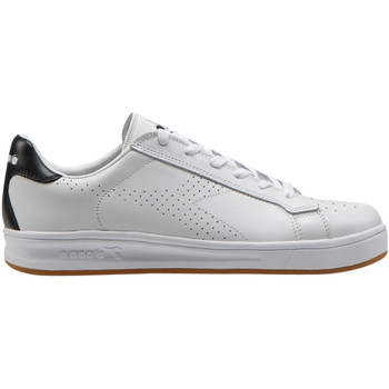 Cipők Férfi Rövid szárú edzőcipők Diadora 501173704 Fehér