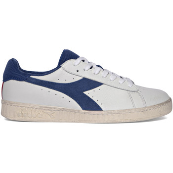 Cipők Férfi Rövid szárú edzőcipők Diadora 501174764 Fehér