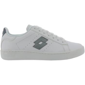 Cipők Női Rövid szárú edzőcipők Lotto 212079 Fehér