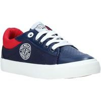 Cipők Gyerek Rövid szárú edzőcipők Fred Mello S20-SFK306 Kék