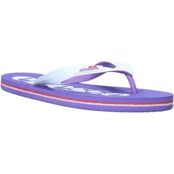 Cipők Női Lábujjközös papucsok Ellesse OS EL01W70404 Ibolya