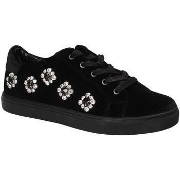 Cipők Női Rövid szárú edzőcipők Fornarina PE17TR1112 Fekete