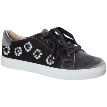 Cipők Női Rövid szárú edzőcipők Fornarina PE17TR1112 Szürke