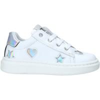 Cipők Gyerek Rövid szárú edzőcipők Melania ME1280B0S.A Fehér