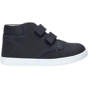 Cipők Gyerek Magas szárú edzőcipők Melania ME0959A0S.B Kék