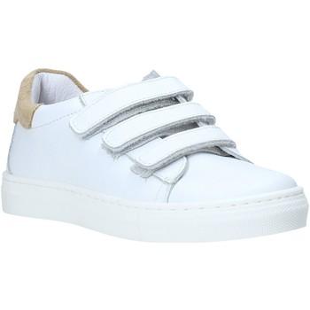Cipők Gyerek Rövid szárú edzőcipők Melania ME2249D0S.Y Fehér