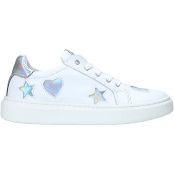 Cipők Gyerek Rövid szárú edzőcipők Melania ME6280F0S.A Fehér