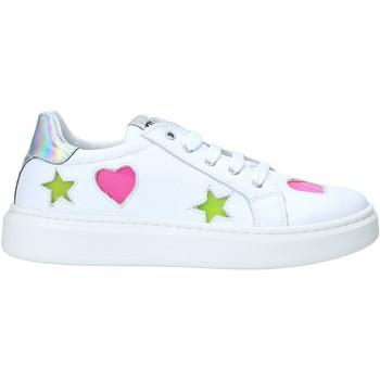 Cipők Lány Rövid szárú edzőcipők Melania ME6280F0S.B Fehér