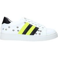 Cipők Női Rövid szárú edzőcipők Gold&gold B19 GA216 Fehér