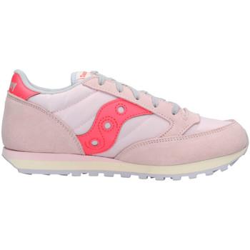 Cipők Gyerek Rövid szárú edzőcipők Saucony SK162482 Rózsaszín