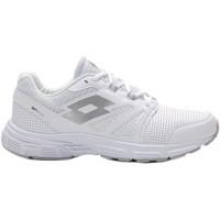 Cipők Férfi Rövid szárú edzőcipők Lotto 210693 Fehér