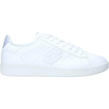 Cipők Férfi Rövid szárú edzőcipők Lotto 212064 Fehér