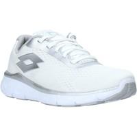 Cipők Női Rövid szárú edzőcipők Lotto 210652 Fehér