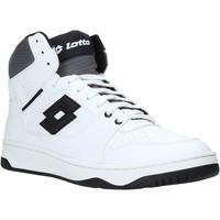 Cipők Férfi Magas szárú edzőcipők Lotto 212071 Fehér