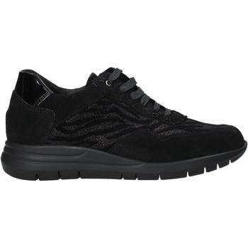 Cipők Női Rövid szárú edzőcipők Grunland SC2961 Fekete