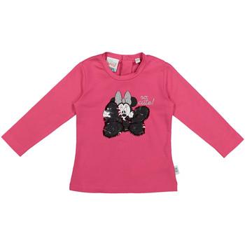 Ruhák Gyerek Hosszú ujjú pólók Melby 20C2101DN Rózsaszín