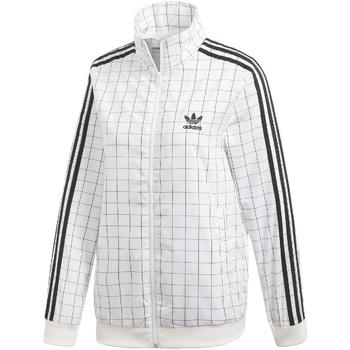 Ruhák Női Melegítő kabátok adidas Originals CE1734 Fehér