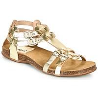 Cipők Női Szandálok / Saruk Kickers ANA Arany