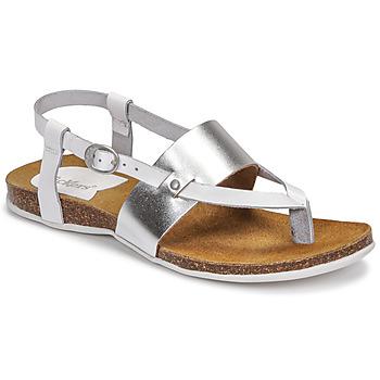 Cipők Női Szandálok / Saruk Kickers ANAGRAMI Fehér