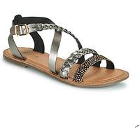 Cipők Női Szandálok / Saruk Kickers DIAPPO Bronz