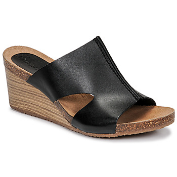Cipők Női Papucsok Kickers SPAINTA Fekete