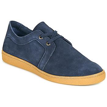Cipők Férfi Oxford cipők Kickers SALHIN Tengerész