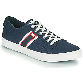 Cipők Női Rövid szárú edzőcipők Helly Hansen SALT FLAG F-1 Tengerész
