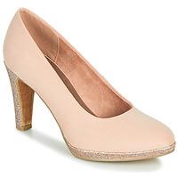 Cipők Női Félcipők Marco Tozzi AMMELI Rózsaszín