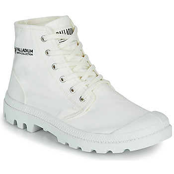 Cipők Csizmák Palladium PAMPA HI ORGANIC II Fehér