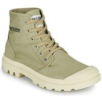 Cipők Csizmák Palladium PAMPA HI ORGANIC II Zöld