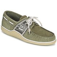 Cipők Férfi Vitorlás cipők TBS GLOBEK Zöld