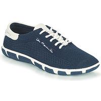 Cipők Női Rövid szárú edzőcipők TBS JAZARIA Kék