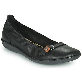 Cipők Női Balerina cipők  TBS MALINE Fekete
