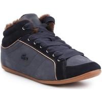 Cipők Női Magas szárú edzőcipők Lacoste Missano MID 5 SRW DK 7-26SRW4207120 granatowy