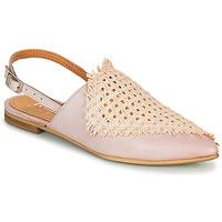 Cipők Női Papucsok Felmini LIVIA Bézs