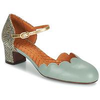 Cipők Női Félcipők Chie Mihara UKUMA Zöld