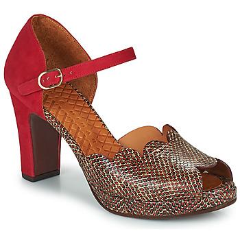 Cipők Női Szandálok / Saruk Chie Mihara NADILA Piros