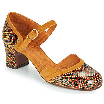 Cipők Női Félcipők Chie Mihara TROMPETA Barna